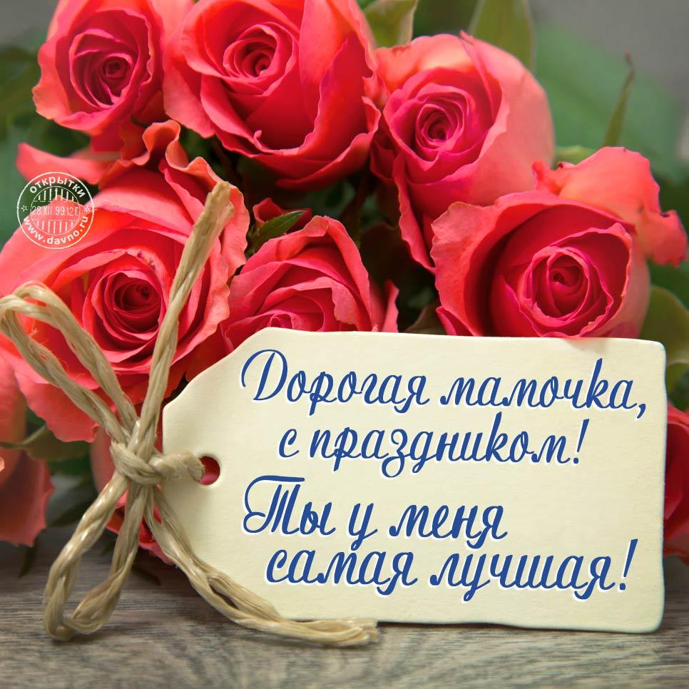 Поздравления свекрови с праздником мамы